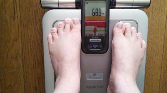 産後ダイエット 体重